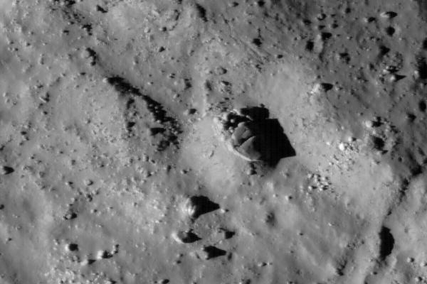 face on mars and moon - photo #8